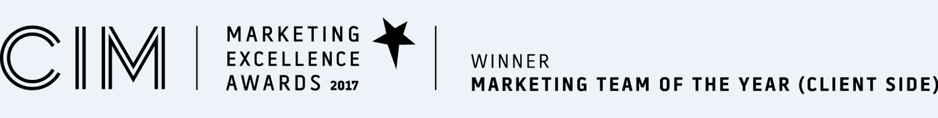 Marketing Excellence Award