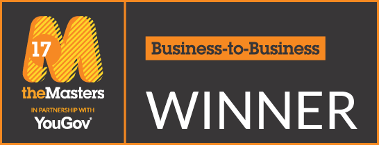 The Masters Business to Business winner
