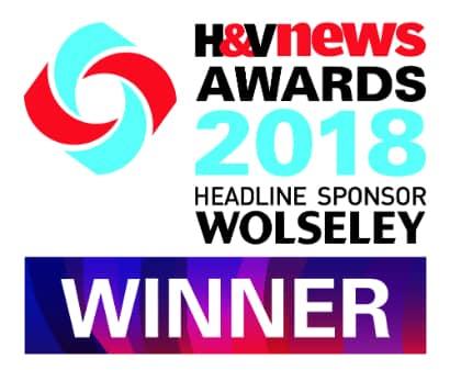 H&V news awards winner