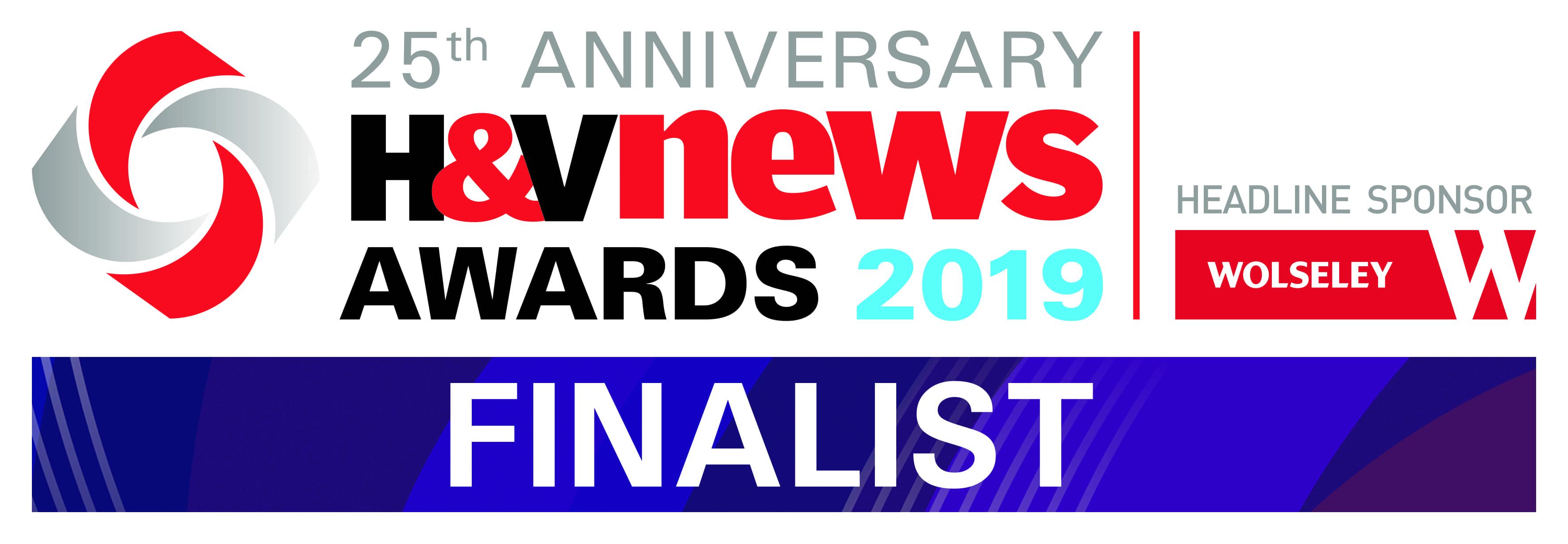 H&V News Awards 2019 Finalist