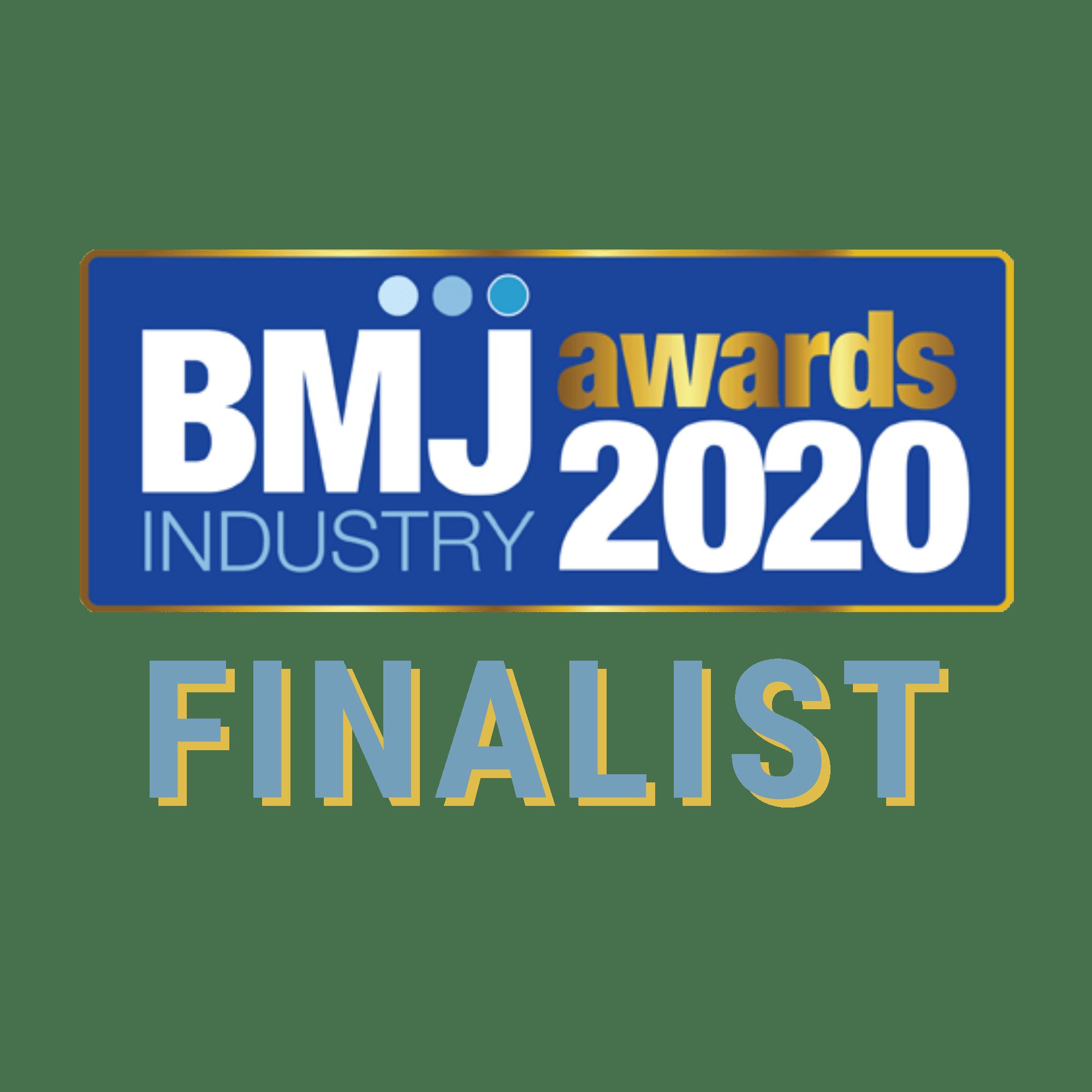 BMJ Awards Finalist 2020