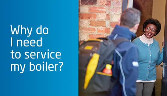 Why do I need to service my boiler?