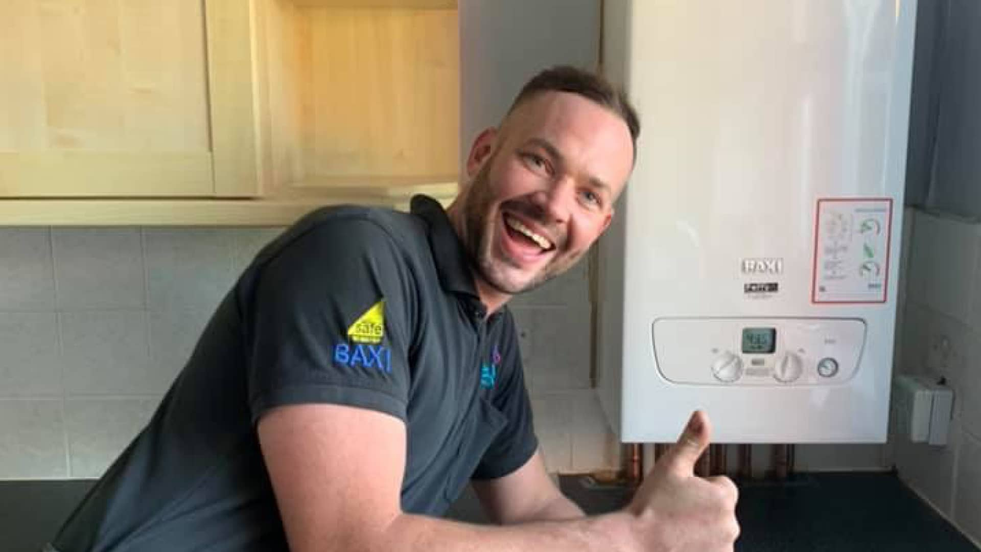 Fitting a Baxi 800 Combi