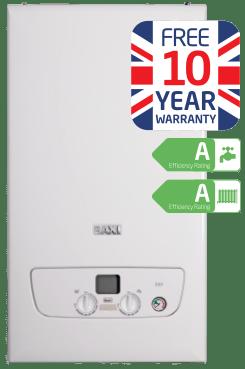 Baxi 800 Combi boiler