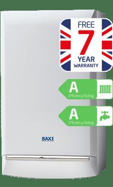 Baxi Duo Tec Combi boiler