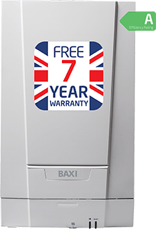 Baxi 600 Heat boiler