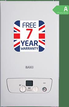 Baxi 600 System boiler