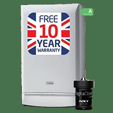 Baxi Platinum Plus System boiler