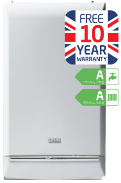 Baxi 800 Platinum Plus Combi
