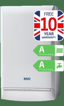 Baxi Platinum Combi boiler