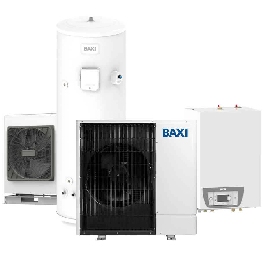Assure Heatpumps and Cylinder
