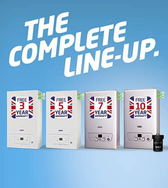 The complete line-up