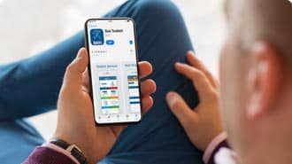 Download the Baxi Toolbelt App