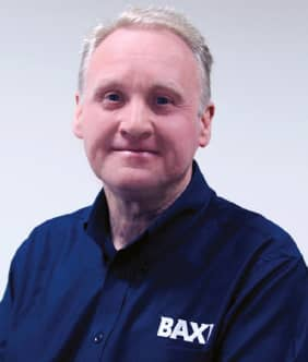 Meet Baxi Trainer Graham Collins