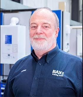 Meet Baxi Trainer James Hodgson