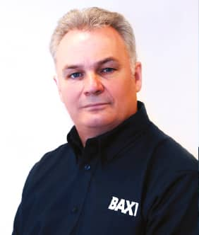 Meet Baxi Trainer Richard Green