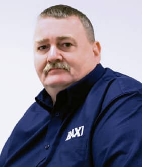 Meet Baxi Trainer Roy Fugler