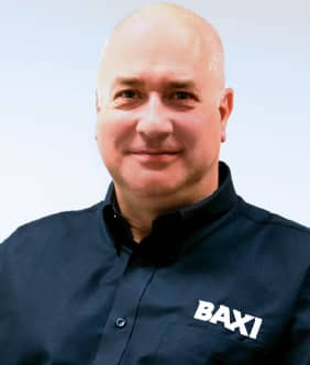 Meet Baxi Trainer Steve Owen