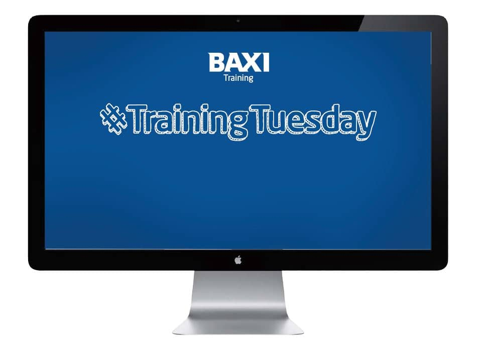 Get experts tips every week from Baxi in the #TrainingTuesday video series